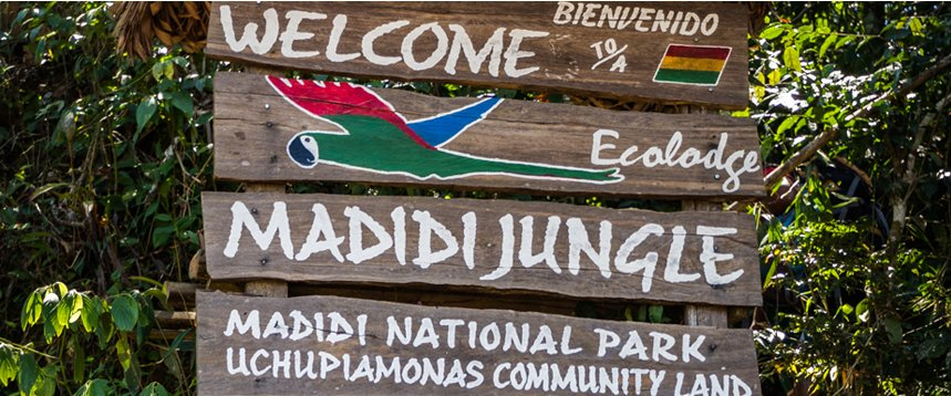 Welcome to Madidi Jungle Ecolodge