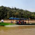 Boat trip to Madidi National Park