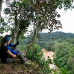 Natural viewpoint of Madidi/Mirador natural Madidi